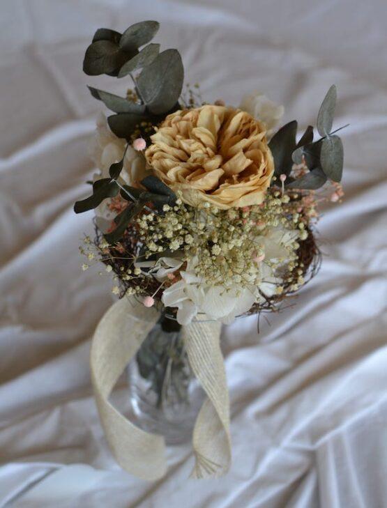ramo flores eternas